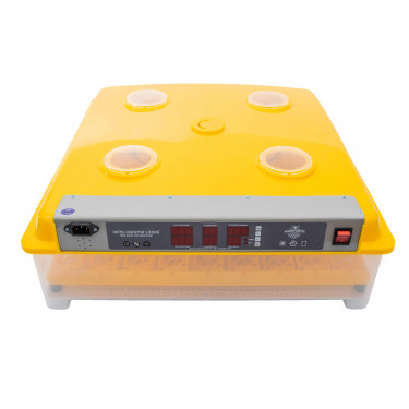 NOVÝ MODEL - Automatická digitálna liaheň WQ-98 - s reguláciou vlhkosti. Pre 98 vajec.