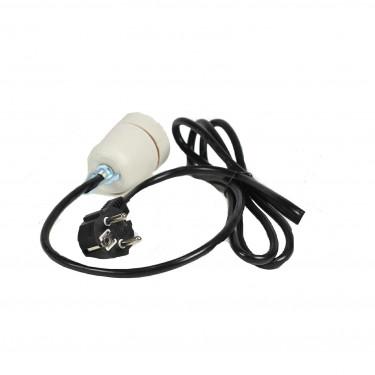 Objímka AGROFORTEL OB2 pre keramické žiarovky s prívodným káblom