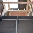 Drevený kurník MADRID, 1520x520x920 mm