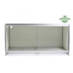 Odchovňa hydiny - AGROFORTEL OD3 - 100x50x50 cm, oka 8x8 mm