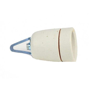 Objímka AGROFORTEL OB1 pre keramické žiarovky bez prívodného kábla