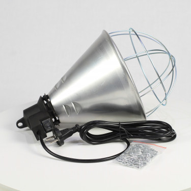 Infralampa IRL03, priemer 210 mm