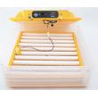 NOVÝ MODEL - Plne Automatická liaheň s reguláciou vlhkosti WQ-60 pre 60 vajec.