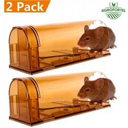 Pasca na myši - dvojbalenie