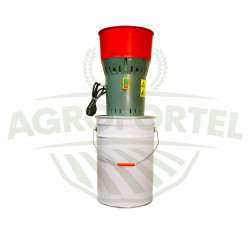 Elektrický šrotovník na obilie AGF-25 | 1 kW, 25 litrov