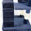 Mačacie škrabadlo BELLA H2 - Modro-biele