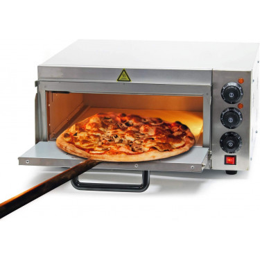 Pec na pizzu AGF-P-1 - 1 komora, šamotové dno, 2000 W
