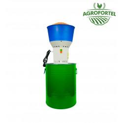 Elektrický šrotovník na obilie AGF-50 | 1,2 kW, 50 litrov