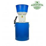 Elektrický šrotovník na obilie AGF-60 | 1,2 kW, 60 litrov