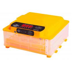 NOVÝ MODEL - Plne Automatická liaheň s reguláciou vlhkosti WQ-56A pre 56 vajec. S prosvětlovačkou. DARČEK ZADARMO