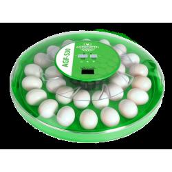 Plne Automatická digitálna liaheň S30. Pre 30 vajec.