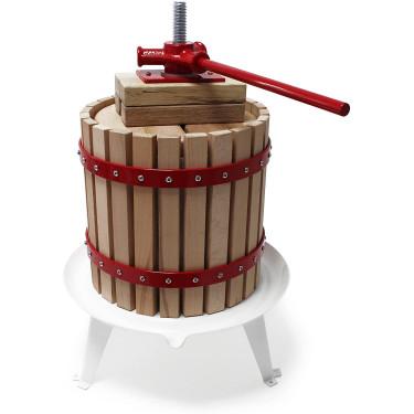 Drevený LIS NA OVOCIE - moštovač - 6 litrov