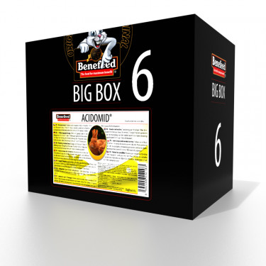ACIDOMID králik 6 litrov - BIG BOX