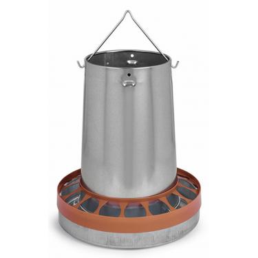 Gaun - plastový ochranný kruh pre Tubusové kŕmidlo pozinkované - 20 kg