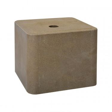 Liz soľný minerálne hnedý, 10kg