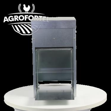 Nášľapné kŕmidlo AGROFORTEL - 10 litrov, šetrí krmivo, kvalitné prevedenie