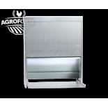 Nášľapné kŕmidlo AGROFORTEL - 40 litrov, šetrí krmivo, kvalitné prevedenie