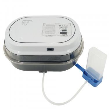 Mini digitálna automatická liaheň JANOEL 18 s digitálnym teplomerom. Pre 18 vajec.