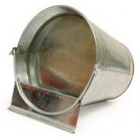 Vedrová napájačka kovová - 6 l