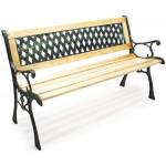 Záhradné lavičky