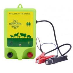 Zdroj elektrických impulzov pre elektrický ohradník - 2 J. Pre batériový zdroj. Ohrada 20 km.