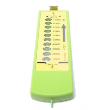 Skúšačka napätia pre elektrické ohradníky. 1000-10000 V.