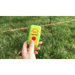 Skúšačka napätia bez uzemnenia pre elektrické ohradníky. 1000-10000 V.
