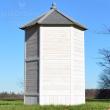 Voliéra pre vtákov - Břeclav - masívne drevo, 100 x 100 x 183 cm