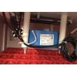Plne automatická profesionálna skriňová liaheň AGF-294 pre 294 vajec. S reguláciou vlhkosti.
