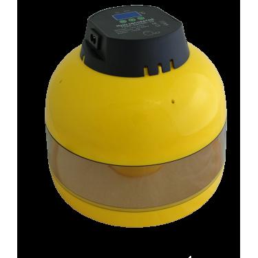 Poloautomatická mini digitálná liaheň Janoel10 s digitálnym teplomerom. Pre 10 veľkých vajec.
