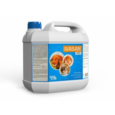 Ivasan koncentrát - 3 litre - dezinfekcia