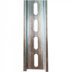 DIN lišta fencee pre uchytenie generátora, 80 mm