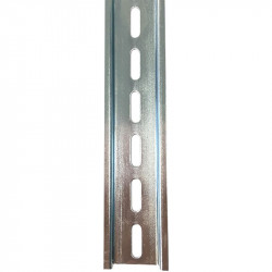 DIN lišta fencee pre uchytenie generátora, 200 mm