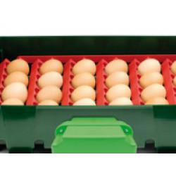 Sada držiakov vajec pre liahne Covina / ET12, Real 12