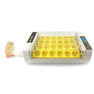 Automatická digitálná liaheň YZ24A. Pre 24 vajec.