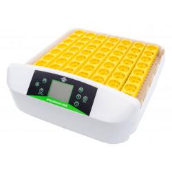 Automatická digitálná liaheň YZ56S s LED držiakmi. Pre 56 vajec.